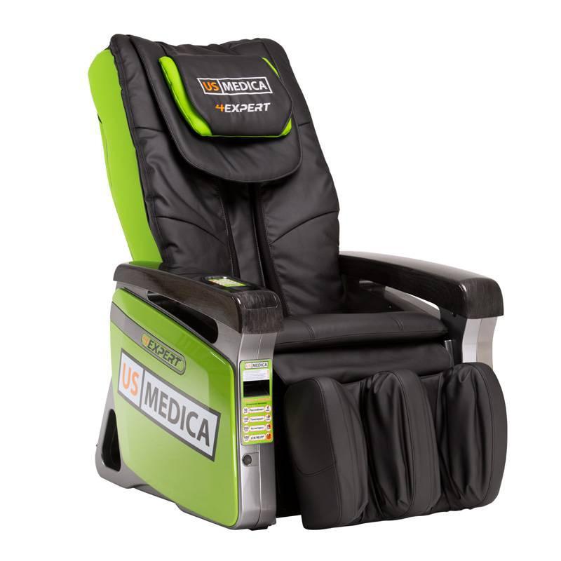 Вендинговое массажное кресло US MEDICA Vending