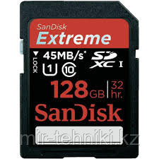 SanDisk Extreme Pro SDHC UHS 128GB 45mb\s
