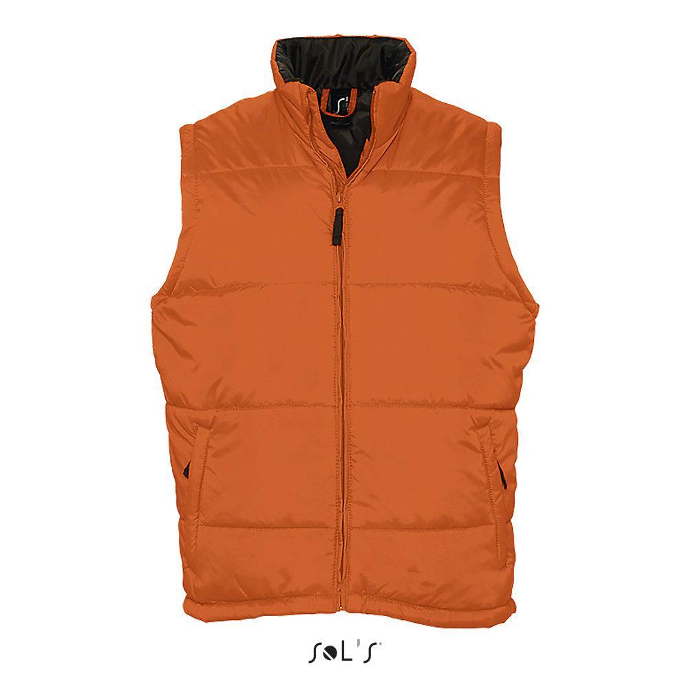 Жилетка   Sols Warm XL оранжевый