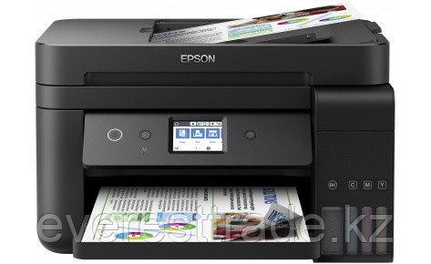 МФУ Epson L6190 фабрика печати, факс.Wi-Fi, фото 2