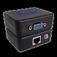 PV-Link PV-VGA01E - Одноканальный пассивный приемопередатчик VGA видеосигнала