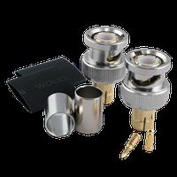PV-Link PV-BNC (RG6U) Gold - Коннектор BNC обжимной