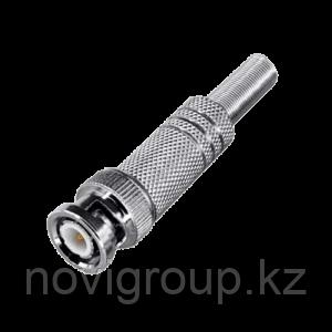 PV-Link PV-S2BNC - Коннектор-штекер под винт с пружиной для подключения кабеля к BNC разъёму устройства