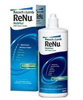 Раствор для линз Renu MultiPlus 360 ml, B&L