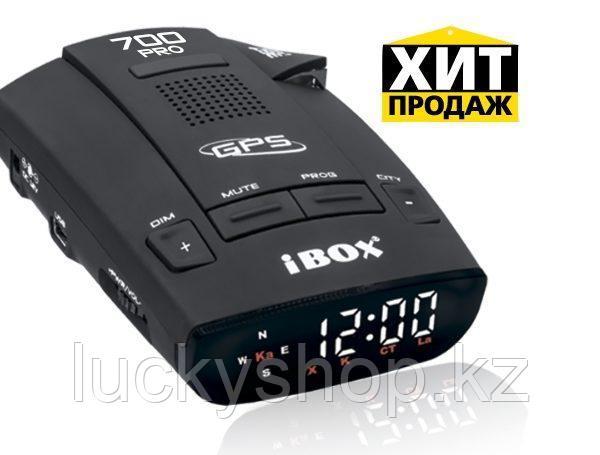 Антирадар с gps навигатором Ibox pro 700 GPS, фото 2