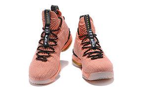 "Баскетбольные кроссовки Nike Lebron 15 (XV) from LeBron James ""Pink"""