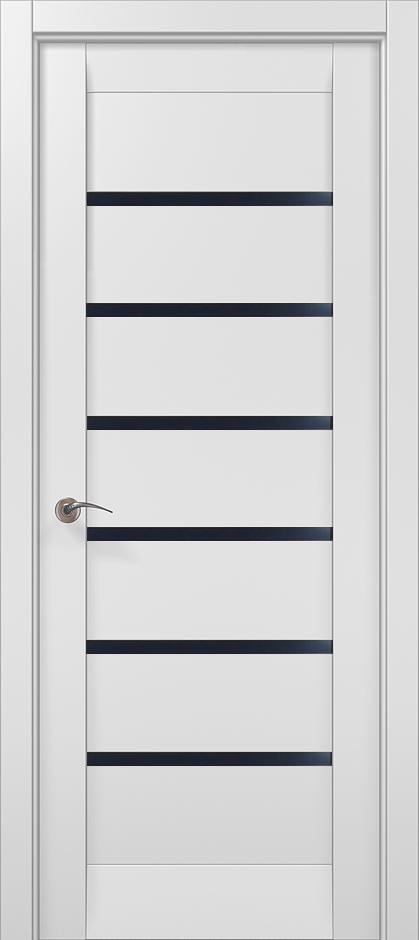 Дверь  эмаль Линия