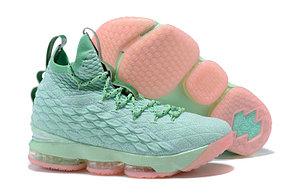 """Баскетбольные кроссовки Nike Lebron 15 (XV) from LeBron James """"Aqua"""", фото 2"""