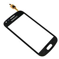 Сенсор Samsung Galaxy S Duos S7562, цвет черный