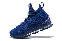"""Баскетбольные кроссовки Nike Lebron 15 (XV) from LeBron James """"Blue"""""""