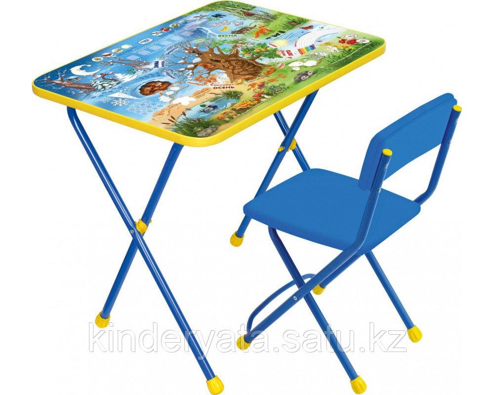 НИКА Набор детской мебели Хочу все знать