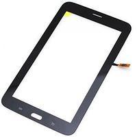 Сенсор Samsung Galaxy Tab3 T111, цвет черный