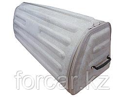 Органайзер в багажник бежевого цвета, 85 Х 28 Х 30 см доступ сверху