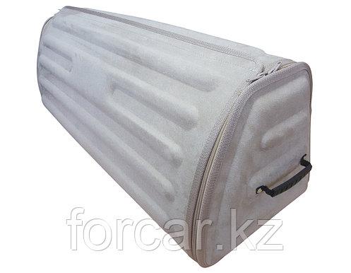 Органайзер в багажник бежевого цвета, 85 Х 28 Х 30 см доступ сверху, фото 2