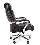 Кресло для руководителя в черном цвете, фото 3