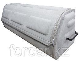 Органайзер в багажник бежевого цвета, 80 Х 26 Х 30 см доступ спереди