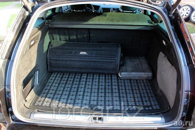 Органайзер в багажник бежевого цвета, 80 Х 26 Х 30 см доступ спереди, фото 2