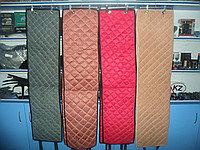 Чехлы-галстуки из алькантары,цвета в ассортименте
