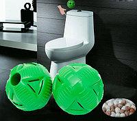 Магнитные шары для чистки туалета WC Ball