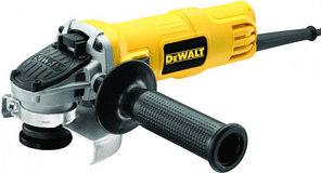 Углошлифовальная машина 125 mm Dewalt DWE4051 LAKA
