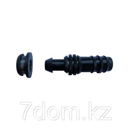 Старт для ПВХ трубы с  уплотнителем 16мм, фото 2