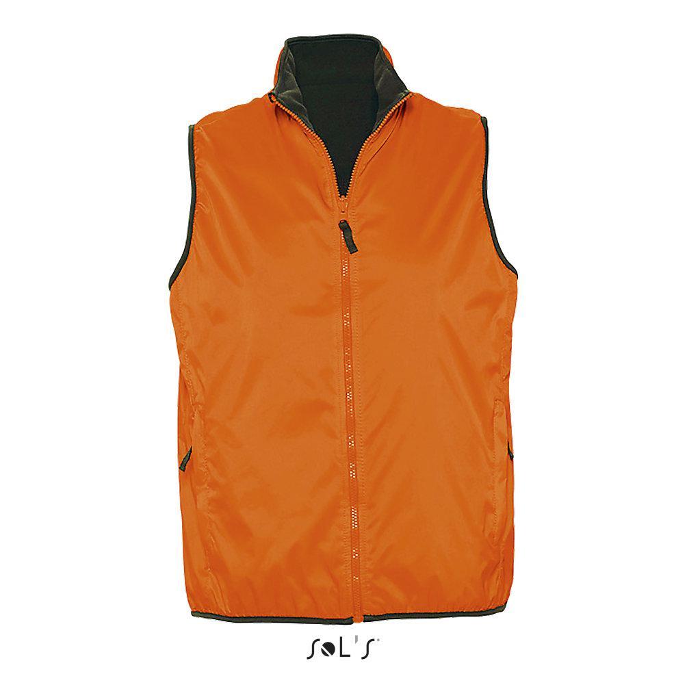 Жилетка   Sols Winner XL оранжевый