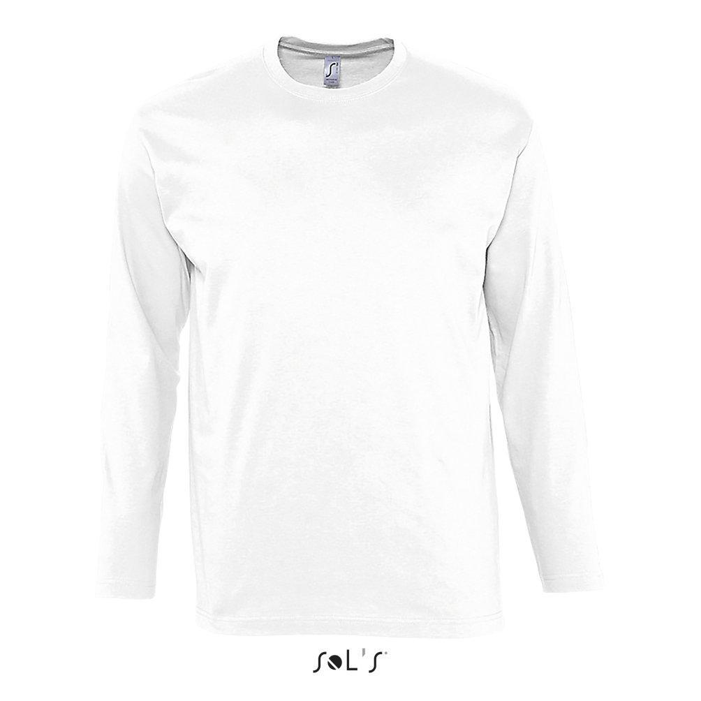 Футболка | Sols Monarch XL белый