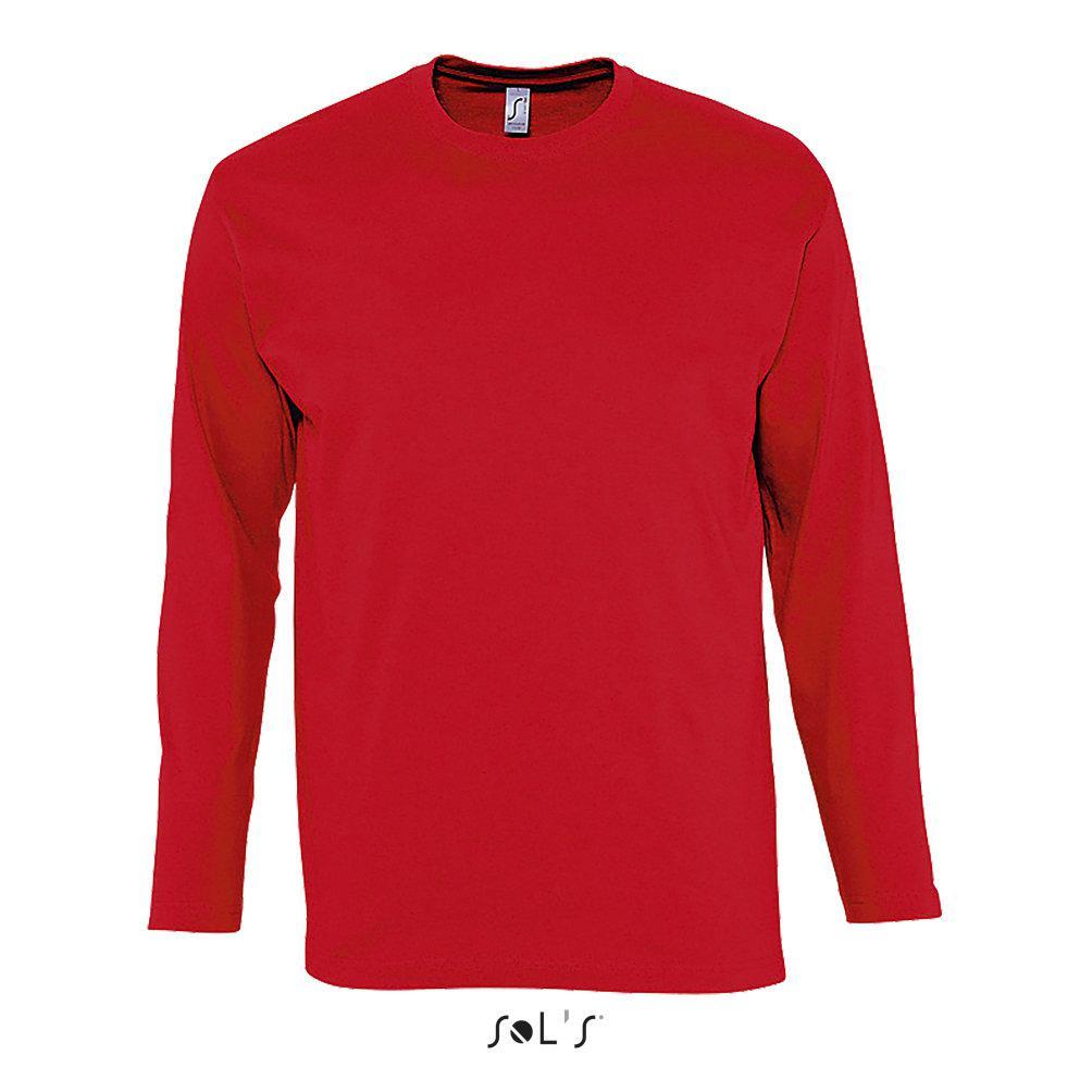 Футболка | Sols Monarch XL красный
