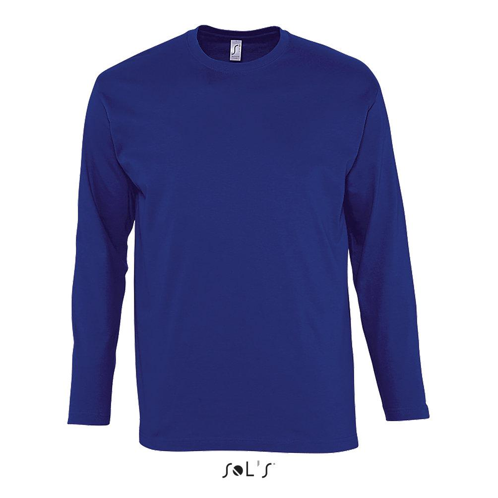Футболка | Sols Monarch XL синий