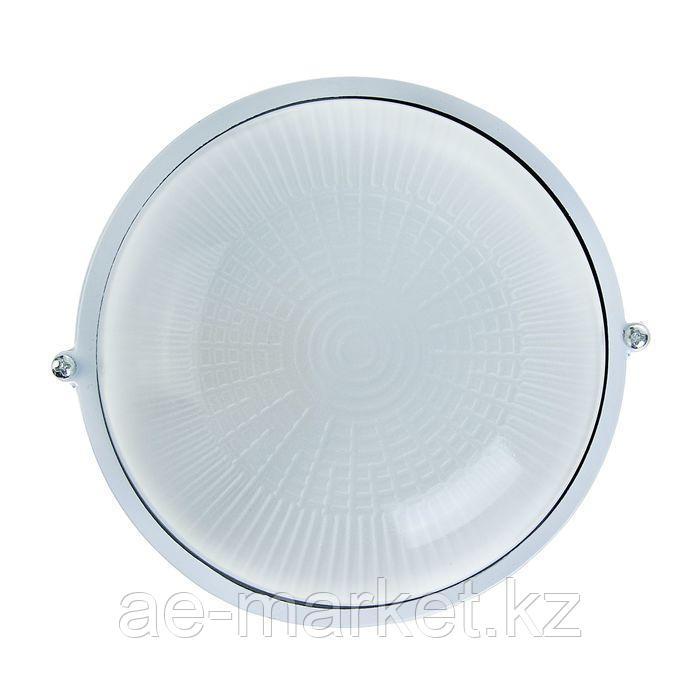 Светильник НПП 1301-60 бел/круг IP54
