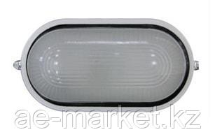 Светильник НПП 1401-60 бел/овал IP54
