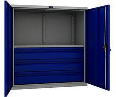 Шкаф инструментальный металлический ТС-1095 001030 (1000х950х500 мм)