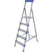 Лестница - стремянка широкие 5 ступени, Ника СМ5