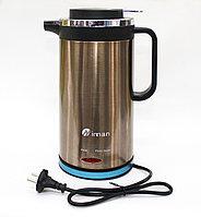 Электрический чайник-термос INNAN, сталь, 2 л.