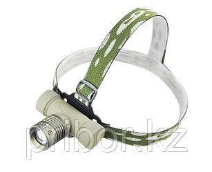 Светодиодный аккумуляторный налобный фонарь TAVALGA BL-6855
