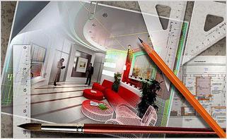 Дизайн интерьера/ Проектные работы/Ландшафтный дизайн