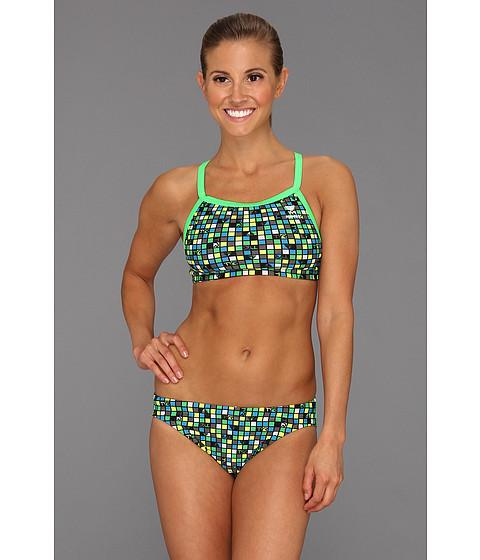 Купальник TYR Check Diamondfit Workout Bikini 487 - фото 1