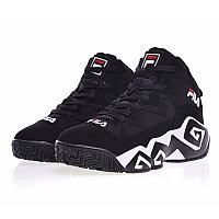 Кроссовки Fila MB Jamal Mashburn Retro black/white размеры 36-44