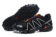 Кроссовки трейловые Donna Salomon Speedcross 3 черные