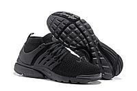 Кроссовки Nike Air Presto Ultra Flyknit Black
