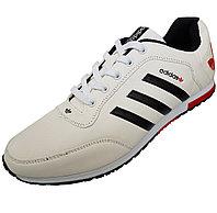 Кроссовки Adidas Zigtech White Red Black
