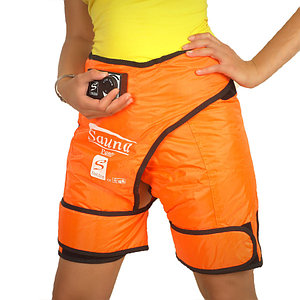 Шорты с эффектом сауны для похудения Sauna Pants