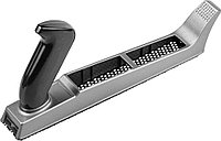 """Рашпиль KRAFTOOL """"EXPERT"""" обдирочный, силуминовый с фиксированной ручкой, 250мм"""
