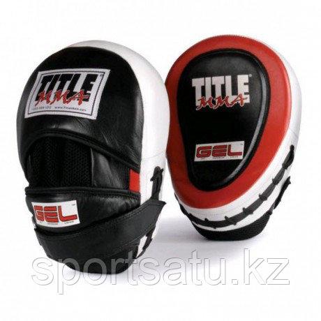 Гнутые лапы Title MMA Gel Focus Pad