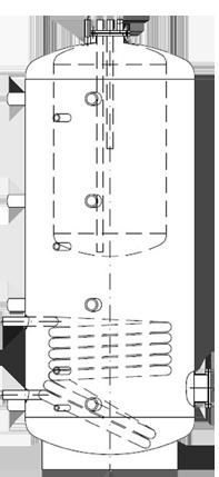 Бак ВТА/Н-1 750/115 л
