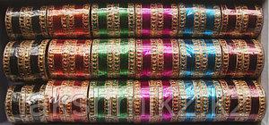 Детские браслеты 24 шт