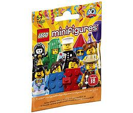71021 Lego Минифигурка 18-й выпуск (неизвестная, 1 из 16 возможных)