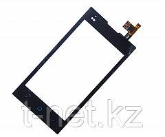 Сенсор ZTE V815W/V815 (Kis 2 Max), цвет черный