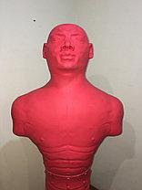 Боксерская груша манекен герман 14 (красный), фото 3