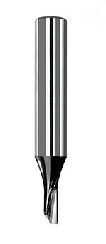 (36635) Фреза пазовая прямая с одним лезвием, DxHxL = 5х13х52 мм